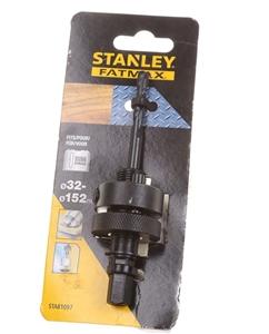 STANLEY Hole Saw Drill Chuck Adaptor. Bu