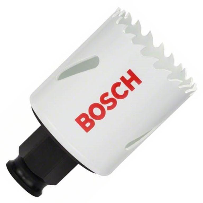 3 x BOSCH 41mm Bimetal Power Change Hole Saws. Buyers Note - Discount Freig