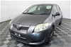 2007 Toyota Corolla Automatic 4 Cyclinder Sportsback
