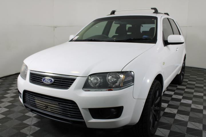 2009 MY10 Ford Territory Automatic 7 Seats ( Service History )