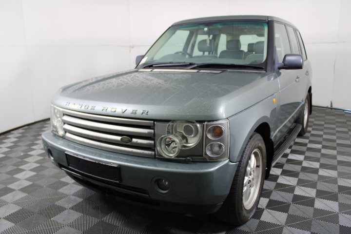 2002 Land Rover Range Rover HSE Turbo Diesel TD6 Automatic Wagon
