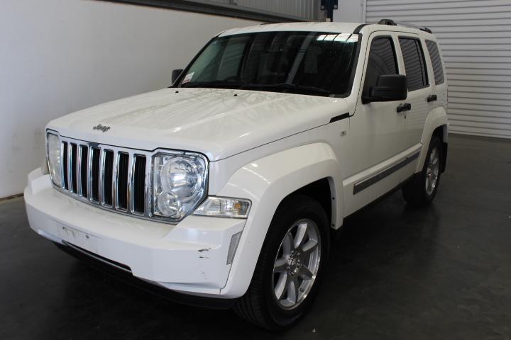 2010 Jeep Cherokee Limited (4x4) KK Automatic Wagon