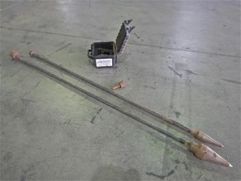 Bullet Mole Horizontal Drilling Unit
