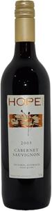 Hope Estate Cabernet Sauvignon 2005 (6x