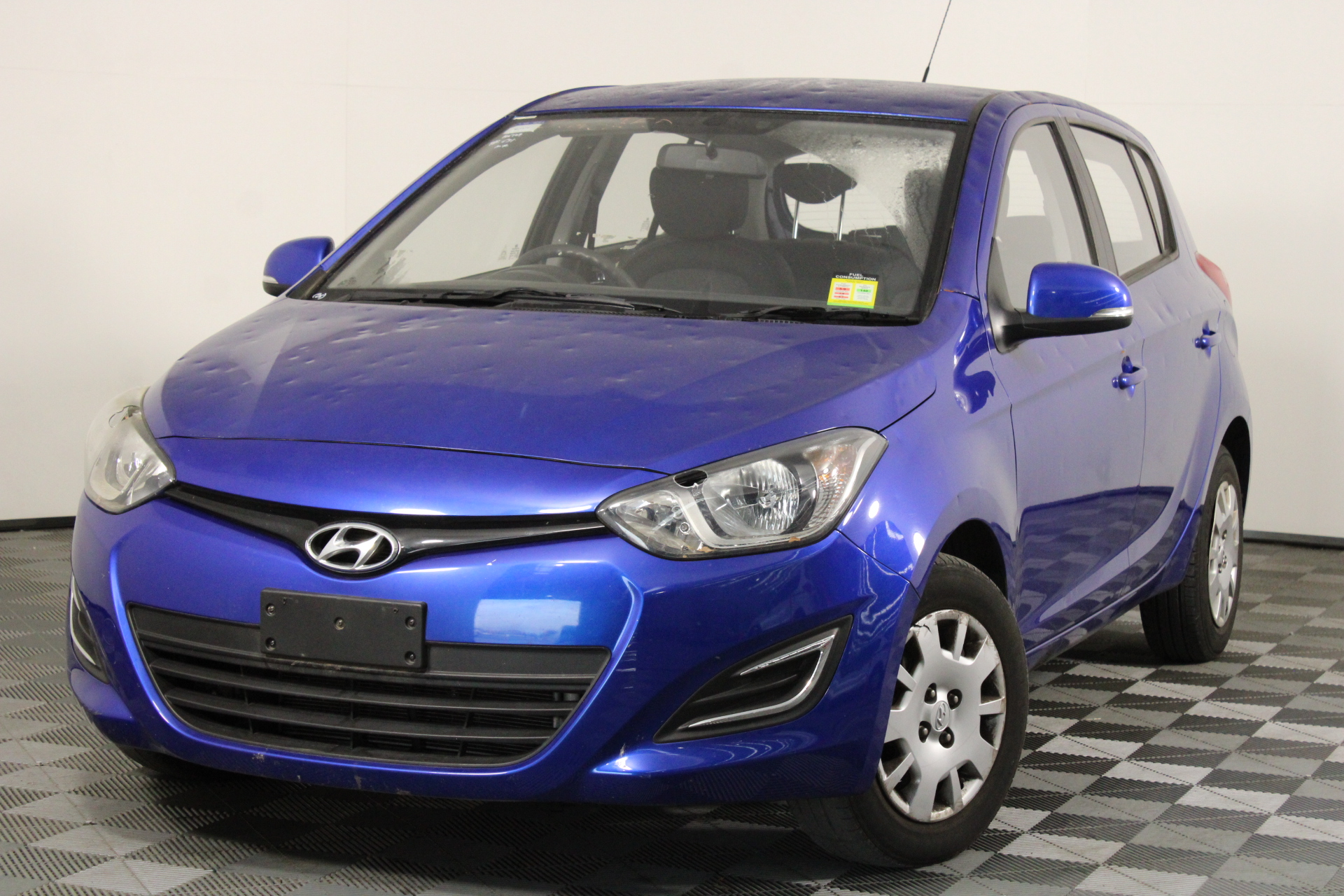 2014 Hyundai i20 Active PB Automatic Hatchback (WOVR Inspected)