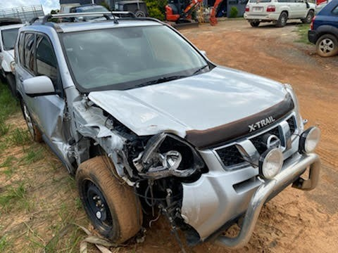 2013 Nissan X-Trail dCi 4WD Manual - 6 Speed Wagon (Statutory Write Off)