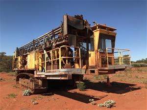 Atlas Copco DML-HP Tracked Drill Rig (DR
