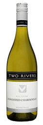 Two Rivers Wildfire Chardonnay 2019 (6x 750mL).