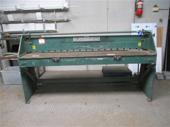Acy Supershear Guillotine
