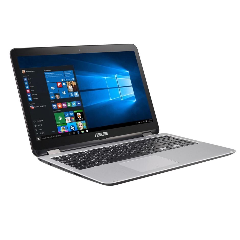 ASUS VivoBook Flip 2-in-1 Laptop. Features: Intel Core i7-7500U CPU, 8GB Ra