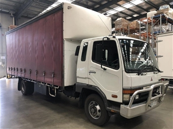 Unreserved Truck