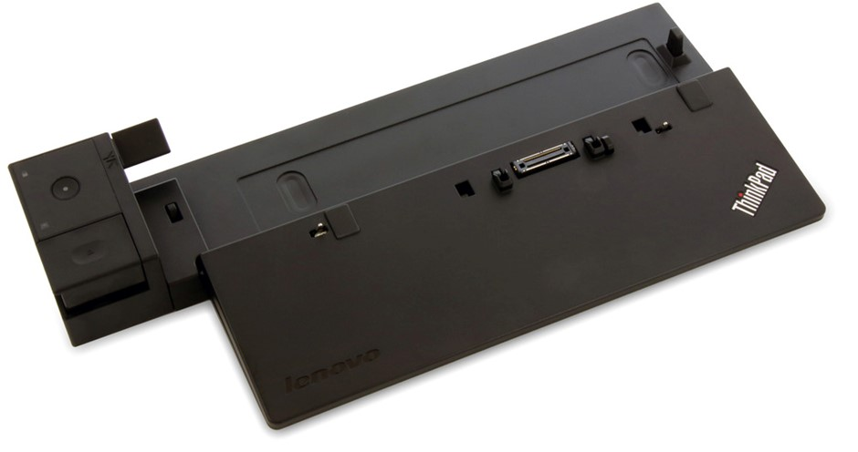 Lenovo ThinkPad Ultra Dock - 90W Australia, Black (40A20090AU)