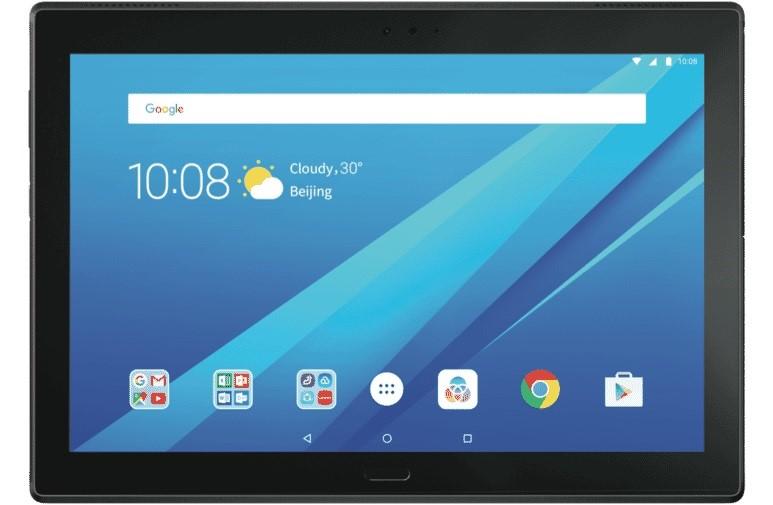 Lenovo Tab 10 10.1-Inch Tablet, Black