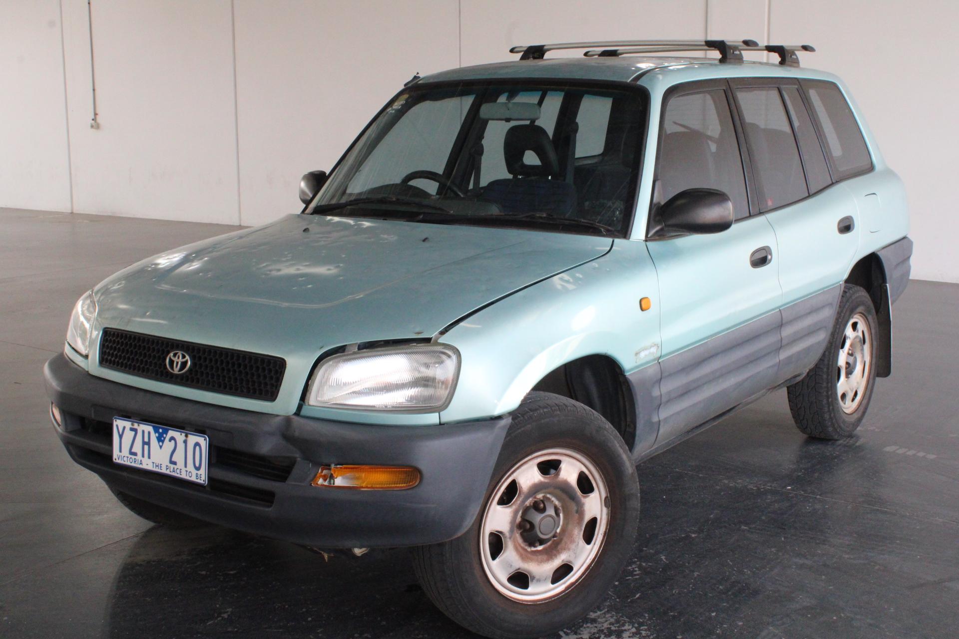 1997 Toyota Rav 4 (4x4) SXA11R Automatic Wagon (WOVR Inspected)