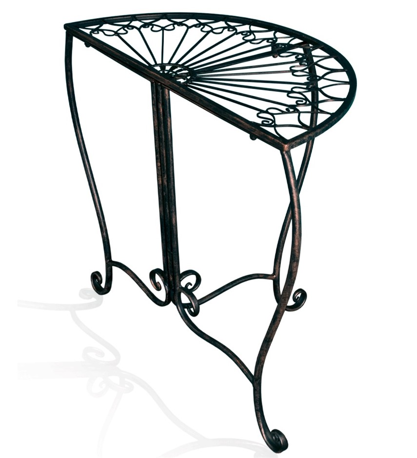 NU141937 Semi Circular Table