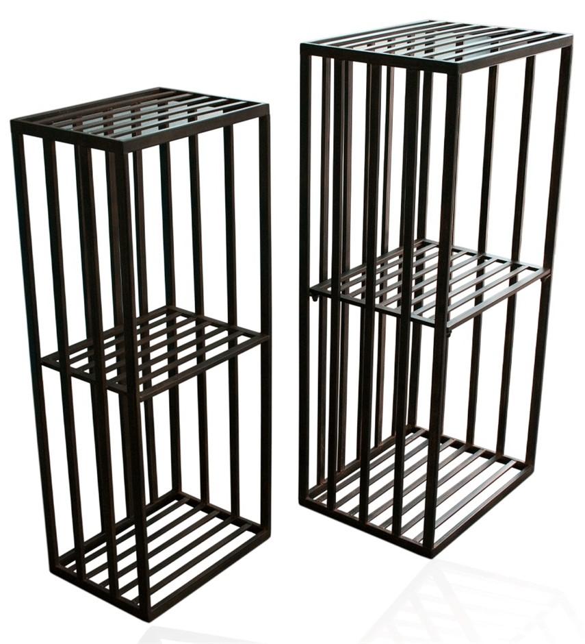 NX141048 Modular Metal Storage Boxes (Set of 2)