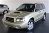2003 Subaru Forester XT Manual Wagon