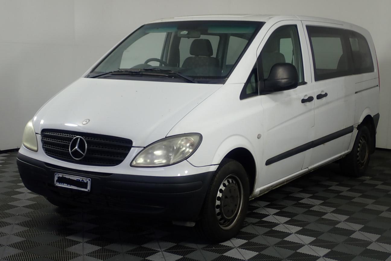 2008 Mercedes Benz Vito 111CDI Compact Turbo Diesel Automatic Van