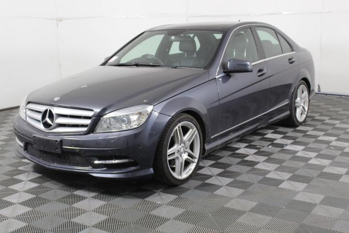 2010 Mercedes Benz C350 CDI Elegance W204 Turbo Diesel Automatic Sedan