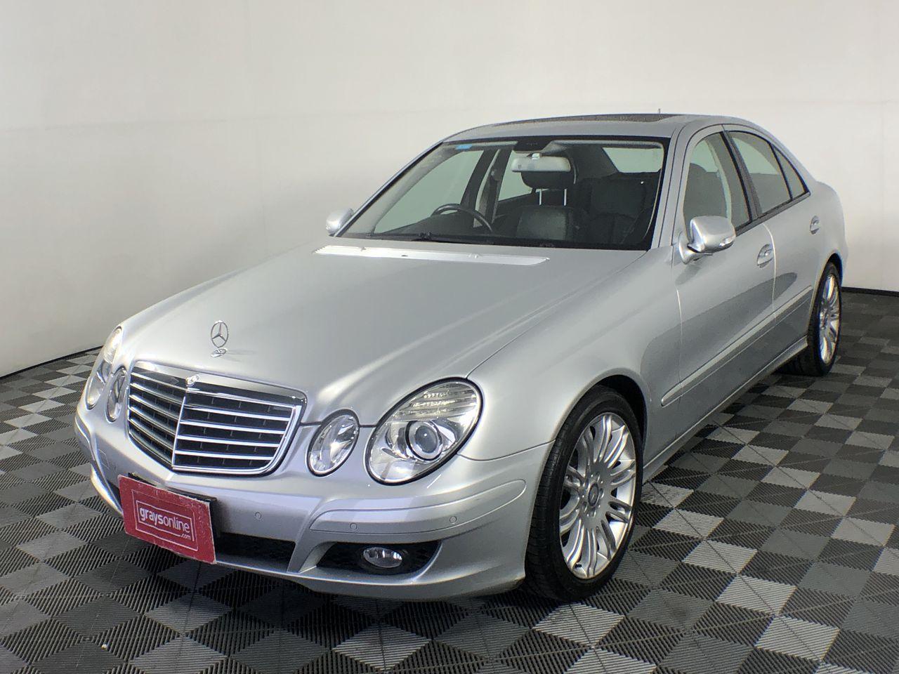 2008 Mercedes Benz E280 CDI Classic W211 Turbo Diesel Automatic Sedan