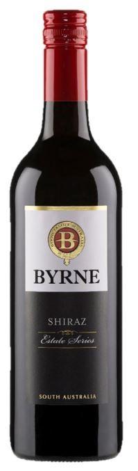 Byrne Estate Series Shiraz 2019 (12 x 750mL) SA