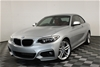 2014 BMW 2 Series 220i M Sports Pack F22 Automatic - 8 Speed Coupe