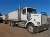 2007 Western Star 4800FX Tipper Truck &  Quad Dog Trailer (Wingfield)