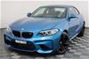 2016 BMW M2 PURE F87 Manual Coupe