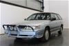 1993 Subaru Liberty LX B1 Manual Wagon