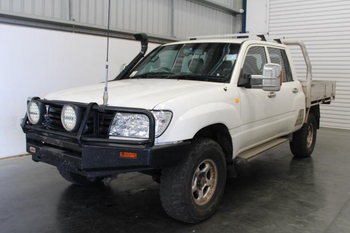 2006 Toyota Landcruiser 4WD 4.2 Diesel