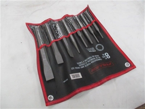 Fuller 8 Piece Punch and Chisel Set