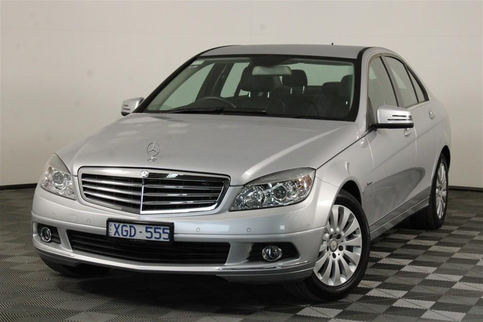 2009 Mercedes Benz C200 Kompressor Elegance Sedan (RWC issued 24 Mar 20)