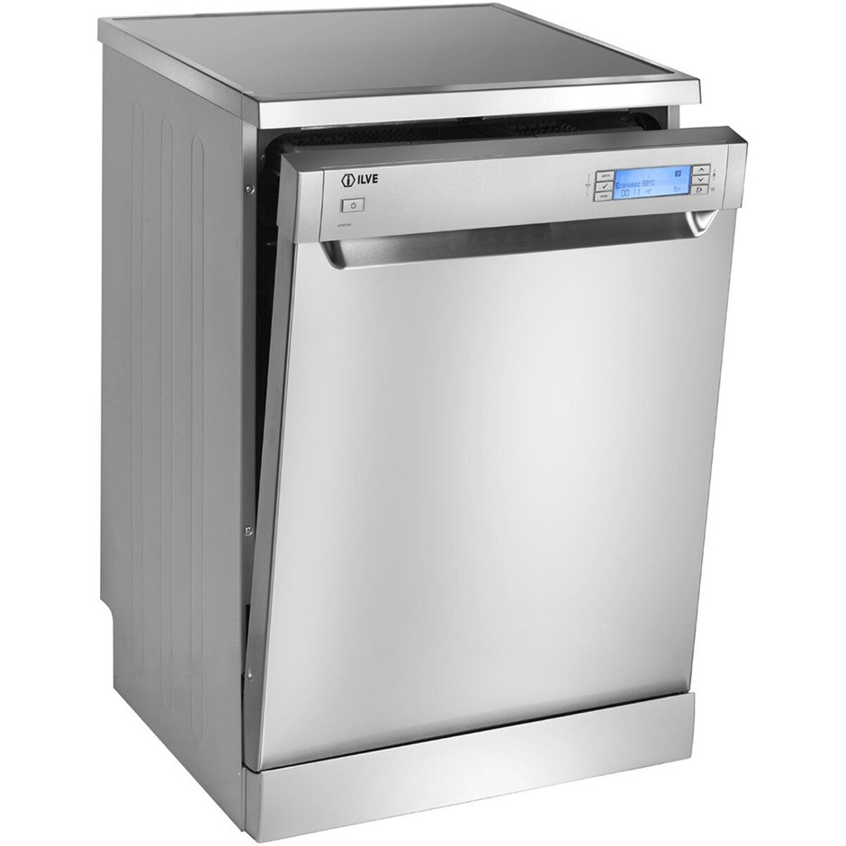 ILVE 60cm Freestanding Dishwasher (IVFSD10X)