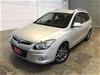 2012 Hyundai i30 cw SLX 1.6 CRDi FD Turbo Diesel Automatic Wagon