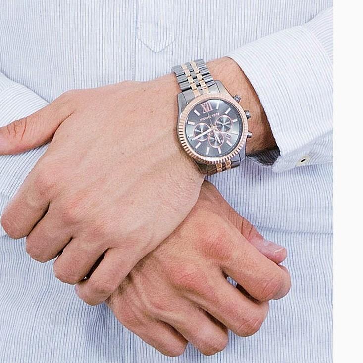 Mens Unworn Michael Kors Couture 'Lexington' Mens Watch.