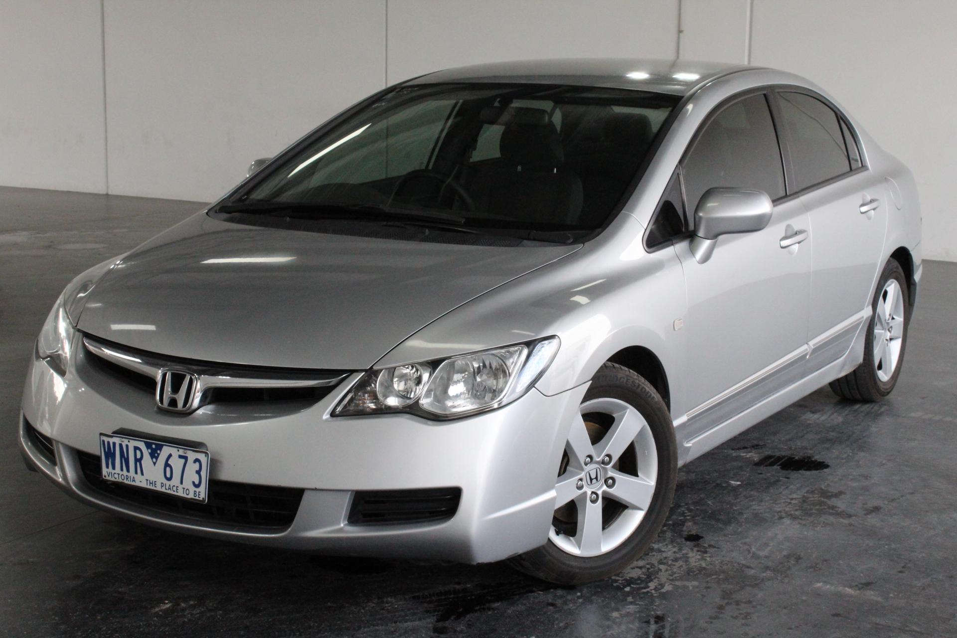 2008 Honda Civic VTi-L 8TH GEN Automatic Sedan