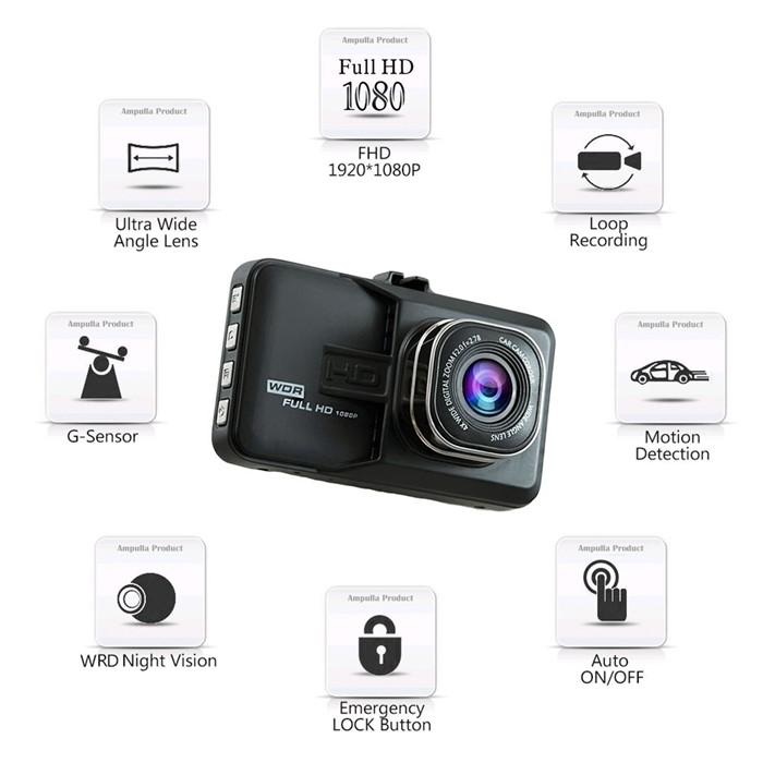 Dash Cam Pro AUTO Car Camera