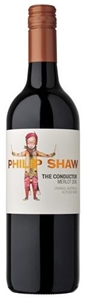 Philip Shaw The Conductor Merlot 2017 (1