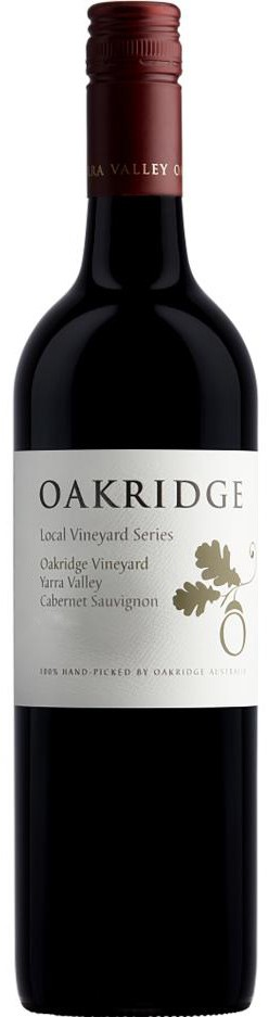 Oakridge LVS Cabernet Sauvignon 2018 (6x 750ml), Yarra Valley, VIC