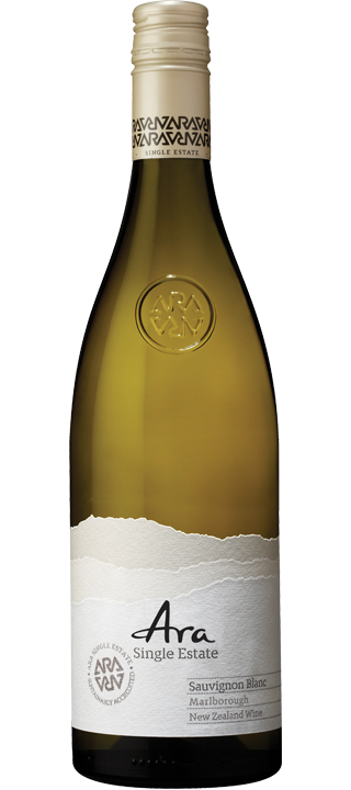 Ara Single Estate Sauvignon Blanc 2019 (6x 750ml). NZ