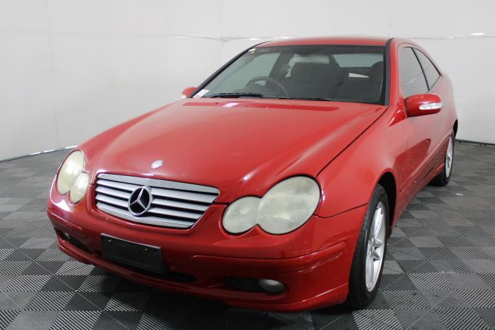 2004 Mercedes Benz C180 Kompressor 130,253 km's(WOVR+Inspected)