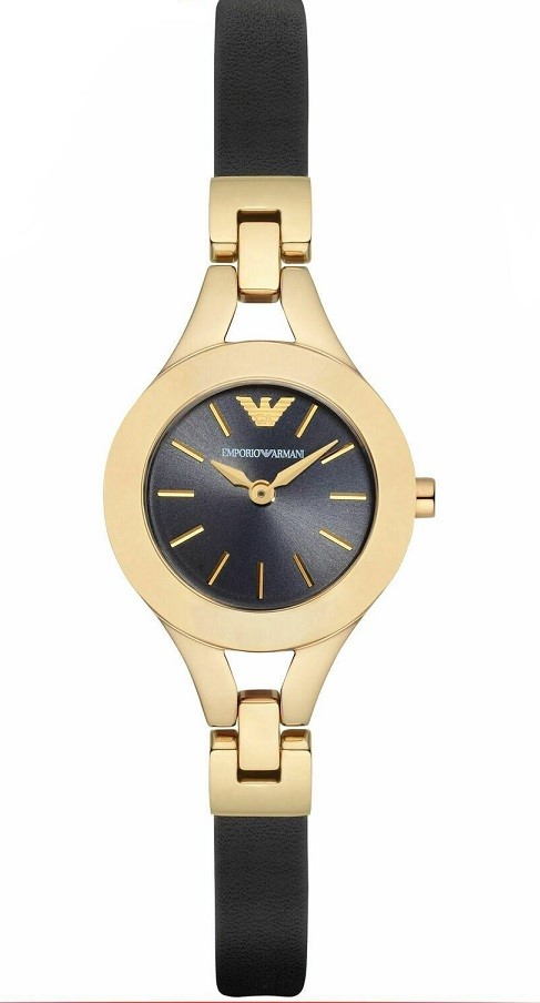 Eye Catching New Emporio Armarni Gold Plated Watch