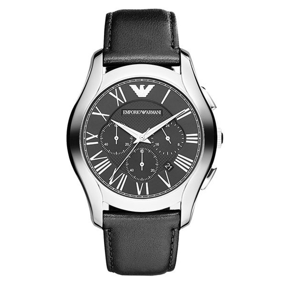 Traditional New Emporio Armani Chronograph Mens Watch.