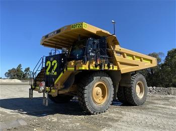 2019 Caterpillar 777G Rigid Dump Truck (RDT22)