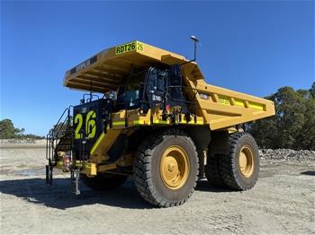 2019 Caterpillar 777G Rigid Dump Truck (RDT26)