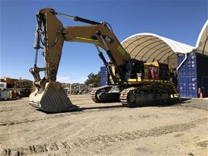 2019 Caterpillar 6015B Hydraulic Excavat