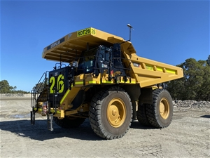 2019 Caterpillar 777G Rigid Dump Truck (