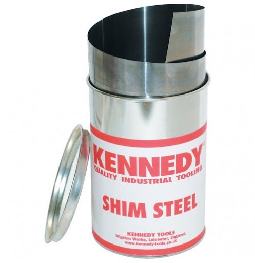 Approx. 0.5kg Shim Steel 6`` Width x .007`` Thickness. Buyers Note - Discou