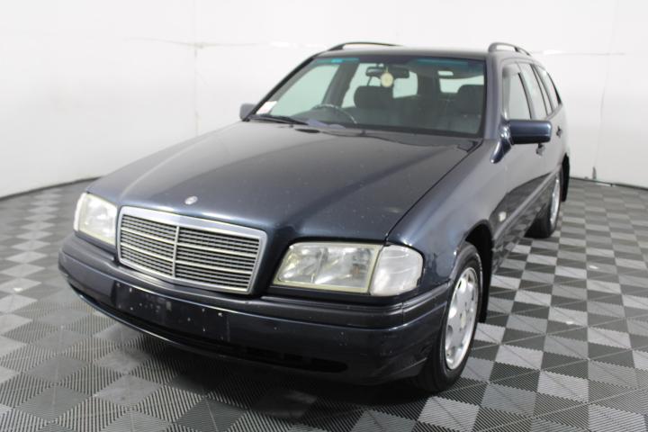 1996 Mercedes Benz C200 T CLASSIC S202 Automatic Wagon