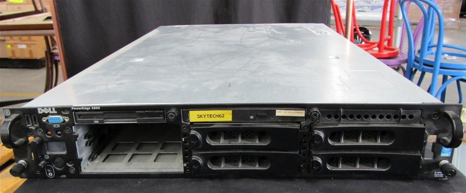 Dell 2850 PowerEdge Server